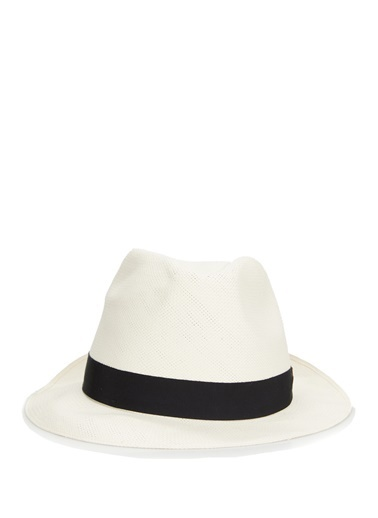 Doria Doria  Kontrast Bant Detaylı Erkek Şapka 101646502 Mavi